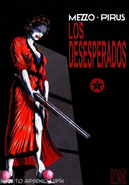 P00001 - Los Desesperados #1 (de 2