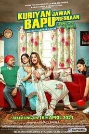 Kuriyan Jawan Bapu Preshaan 2021 Punjabi 720p WEBRip