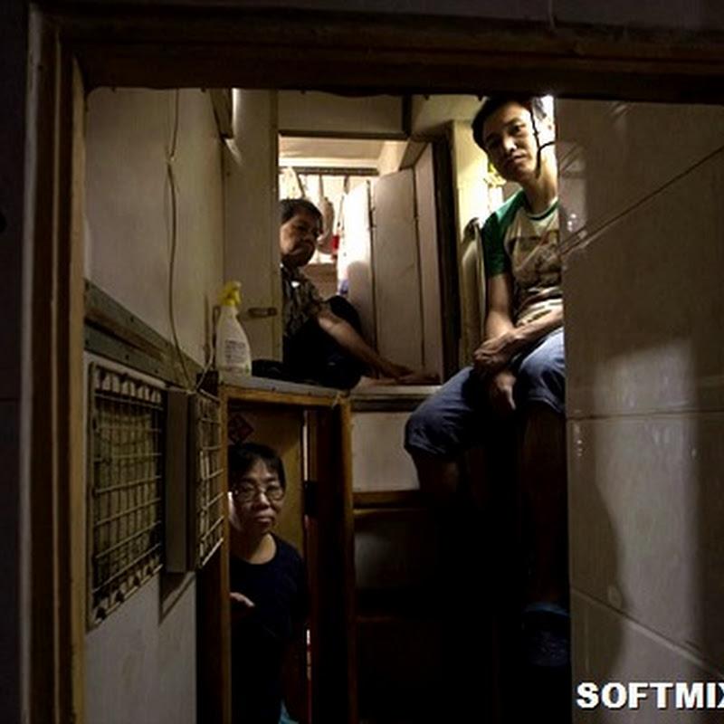 Жизнь внутри гонконгских крошечных квартир