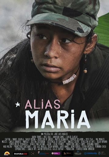 Αλίας Μαρία (Alias Maria) Poster