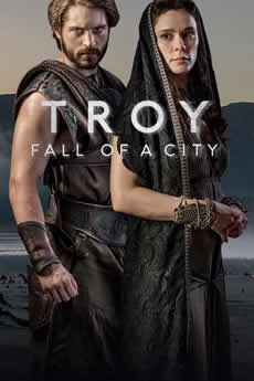 Baixar Série Troy Fall of a City 1ª Temporada Torrent Grátis