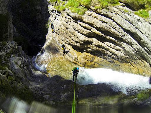 Canyoning à Colmars les Alpes