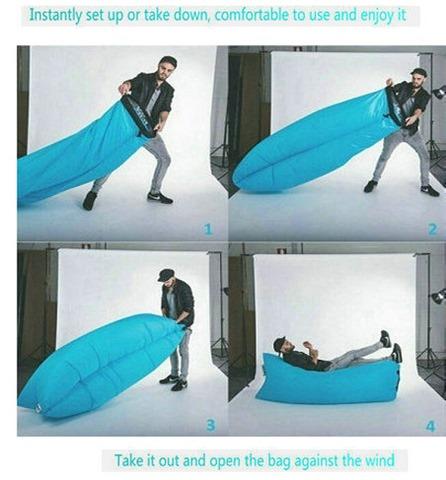 kasur sofa angin cara meniup