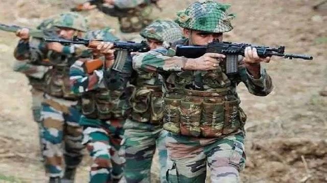 pok में भारतीये सेना का करवाई ,10 दिनों में 8 आतंकी लॉन्च पेड किया तबाह
