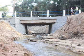 Prefeitura entrega nova ponte do Capuava à população