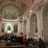 Riapertura al culto della chiesa del Collegio