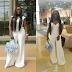 Ini Edo fab in white jumpsuit