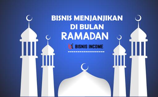 10 Peluang Bisnis Paling Menjanjikan di Bulan Ramadan 2018