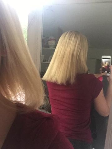 Janinahrt: Mein Haarproblem (Das schlimmste was mir je