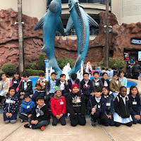 2nd Grade Aquarium Field Trip(2018-19)