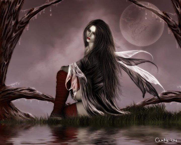Night Lake Beauty, Night Magic