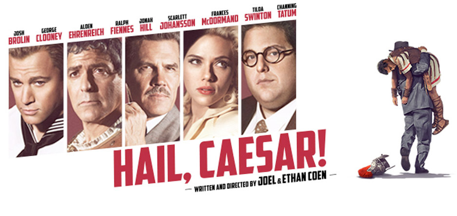 Hail, Caesar movie poster