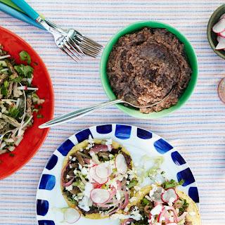 Creamy Black Bean Spread Recipe | Epicurious.Com Recipe