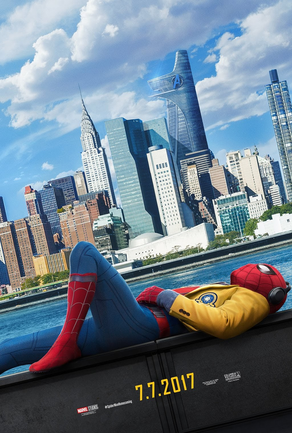 SPIDER-MAN: HOMECOMING movie poster No.3