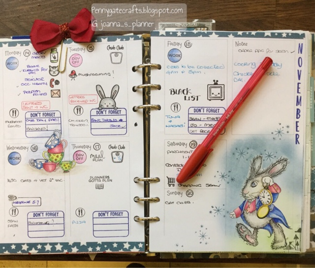 rabbit-stamp-planner-alice-wonderland