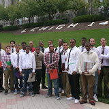 Young Men's Initiative College Tour 2013