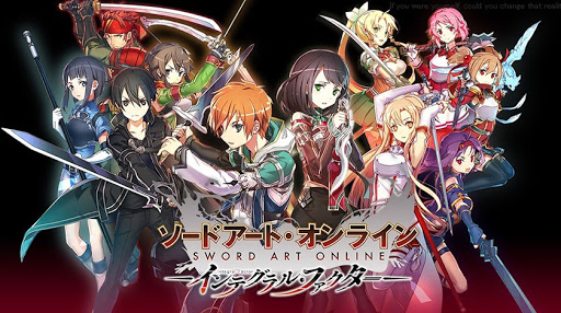 Sword Art Online: Integral Factor APK DATA OBB