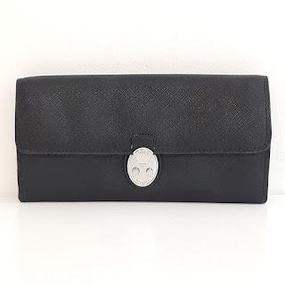 Tumi Black Leather Wallet