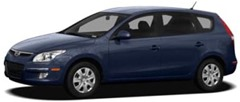 2009-2012 Hyundai Elantra Touring Hatchback