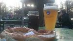 Englischer Garten, Bier und Brez'n, München