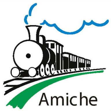 Logo Radweg Amiche, Rheinhessen