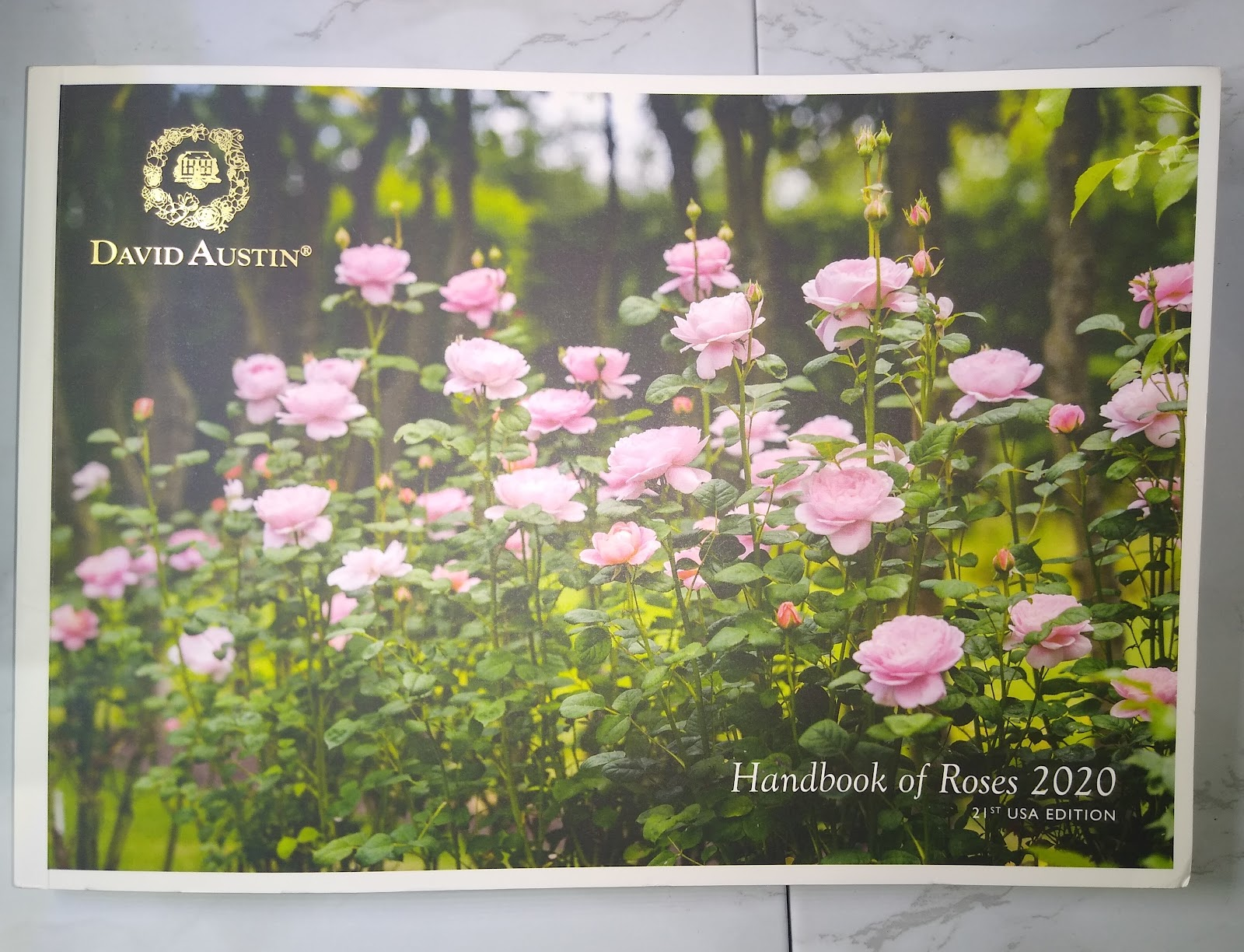 David Austin Rose catalog picture