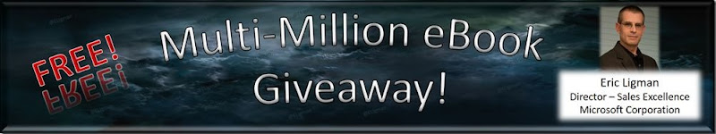 microsoft free ebook giveaway from Eric Ligman