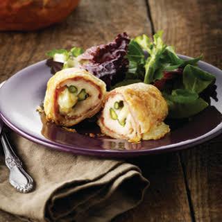 Chicken, Prosciutto & Asparagus Bundles.