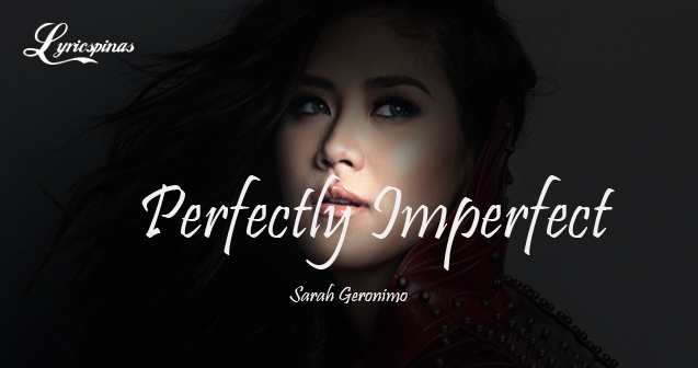 Sarah-Geronimo-Perfectly-Imperfect-Official-Music-Video
