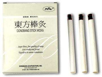 Полынные сигары для прижигания