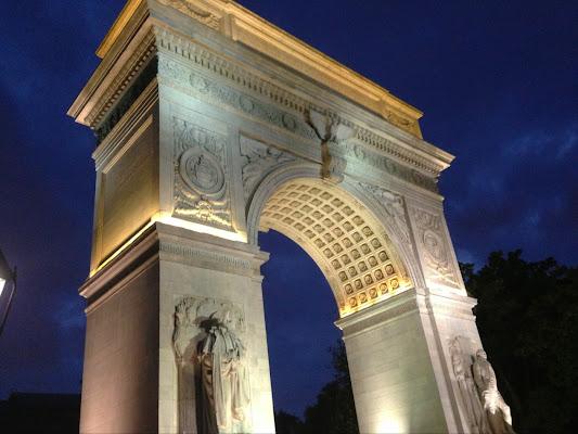 Washington Square Park, New York, NY, United States