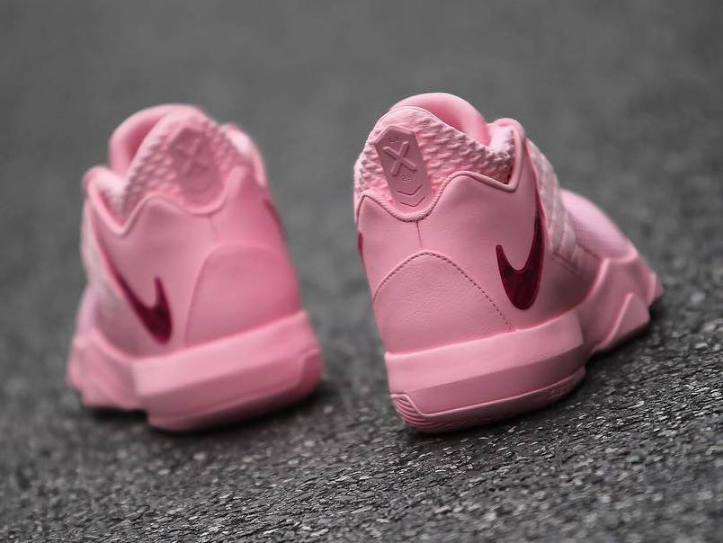 9fd12621825fd ... Nike Adds Think Pink Kay Yow Look for the LeBron Ambassador X 10 ...