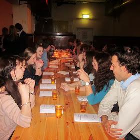 Eerstejaarsactiviteit: Cantus (12 maart)2012