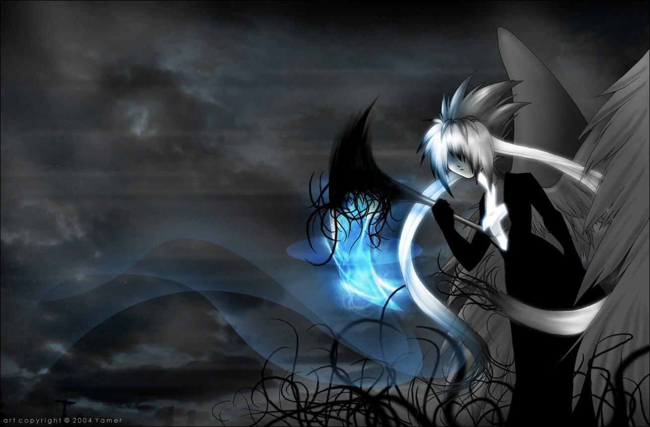 Gambar  anime  angel Hacanimedream