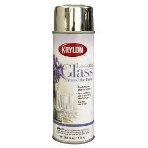 you can find kryon looking glass paint at hobby lobby and a number of. Black Bedroom Furniture Sets. Home Design Ideas