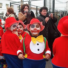 Carnaval de Puebla de Obando
