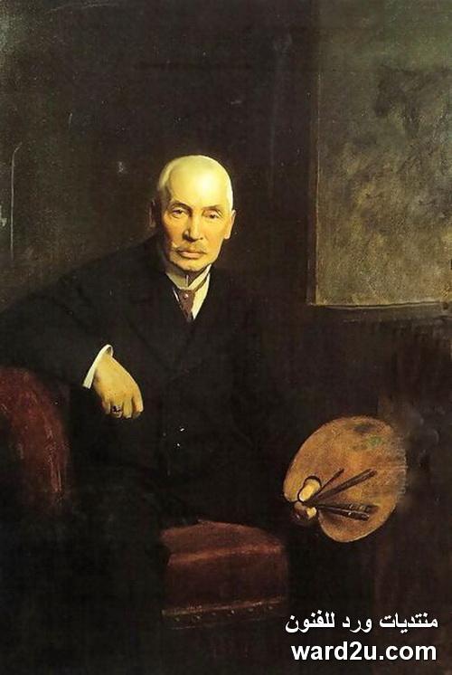 نشوة الحضور فى اعمال فنان البورتريه Boleslaw Von Szankowski