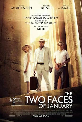 Τα Δυο Πρόσωπα του Ιανουαρίου The Two Faces of January Poster