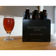 Logo of Brewmaster Jack Stray Dog Amber Lager