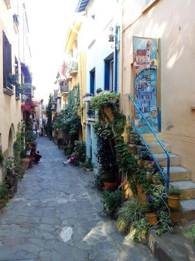 Collioure (Коллиур): сказочный курорт юга Франции