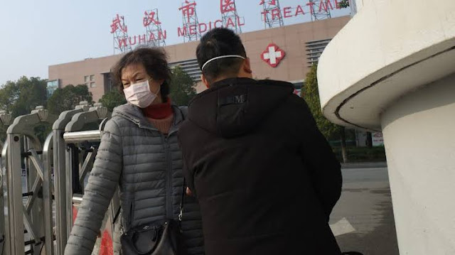 Puluhan Warga China Terinfeksi Virus Misterius, 1 Orang Tewas
