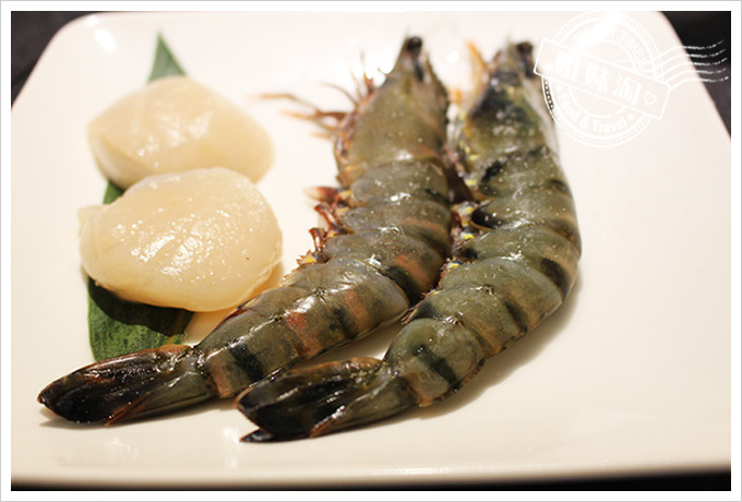 牧島燒肉專門店頂級大草蝦