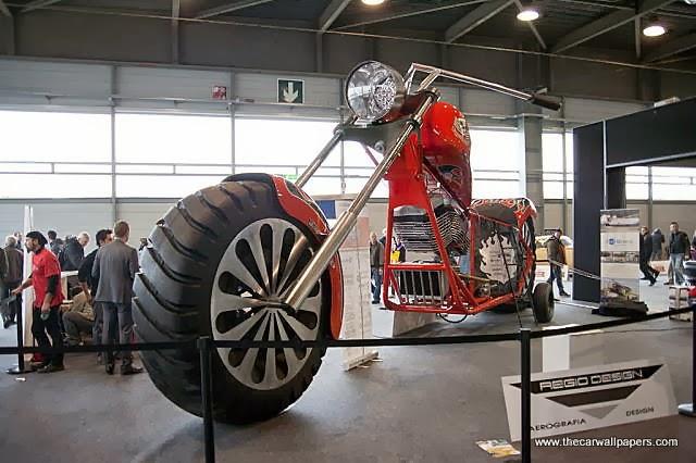 Biggest Motorcycle