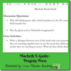 Discussion Questions & Extra Activities