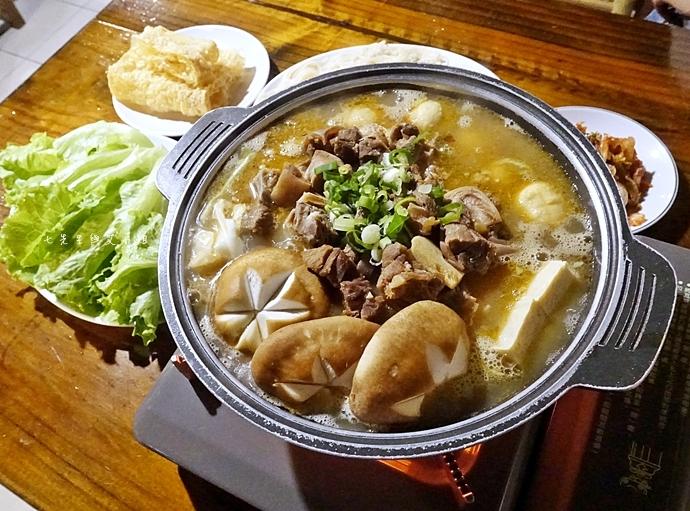 8 合江街 車庫羊肉爐 羊肉湯鍋