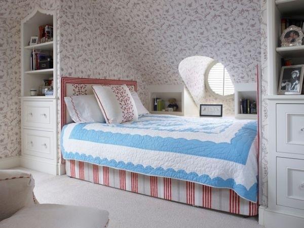 Làm mới phòng ngủ nhỏ hẹp với 4 phương pháp đơn giản