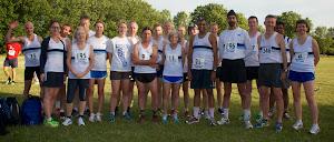 Eton Manor 5k - Tuesday 17th June 2014