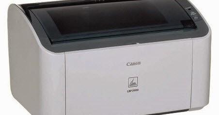 Canon LBP 2900 Driver Download