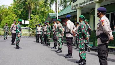 Sinergitas TNI-POLRI Untuk Indonesia Jaya