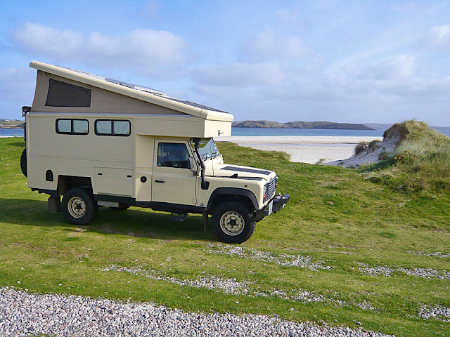 Land Rover Defender Roof Tent & Recommended Photos Collections: Land Rover Defender 110 with Tent ...